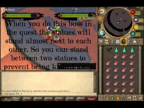 Zenevivia Boss Battle