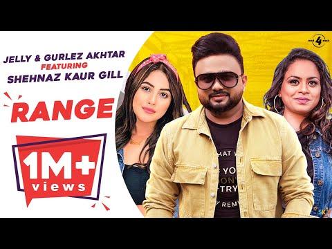 Shehnaz Gill - Range (Full Video) | Jelly & Gurlez Akhtar | Latest Punjabi song 2019 | Mad 4 Music