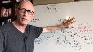 Scott Adams: Why the Mainstream Gets 21st-Century Politics Wrong
