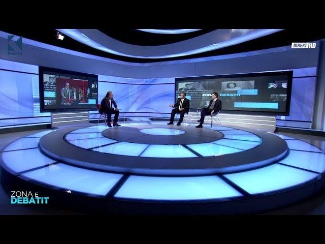 Zona e Debatit - Shpend Ahmeti, Dardan Sejdiu - 23.11.2017 - Klan Kosova