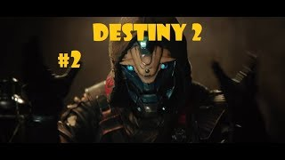 Let's Play Destiny 2 On PC With Silverhawk - Episode 2