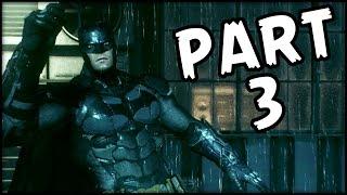BATMAN Arkham Knight - Part 3 - WALL RIDER! (Gameplay Walkthrough)