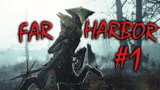 fallout 4 Far Harbor Прохождение На Русском #198  ОГРОМНОЕ ДОПОЛНЕНИЕ