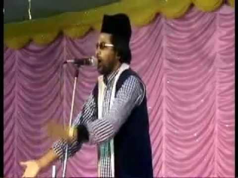 Naat chamakti hai aankhen by Hasan Nawaj Siwani