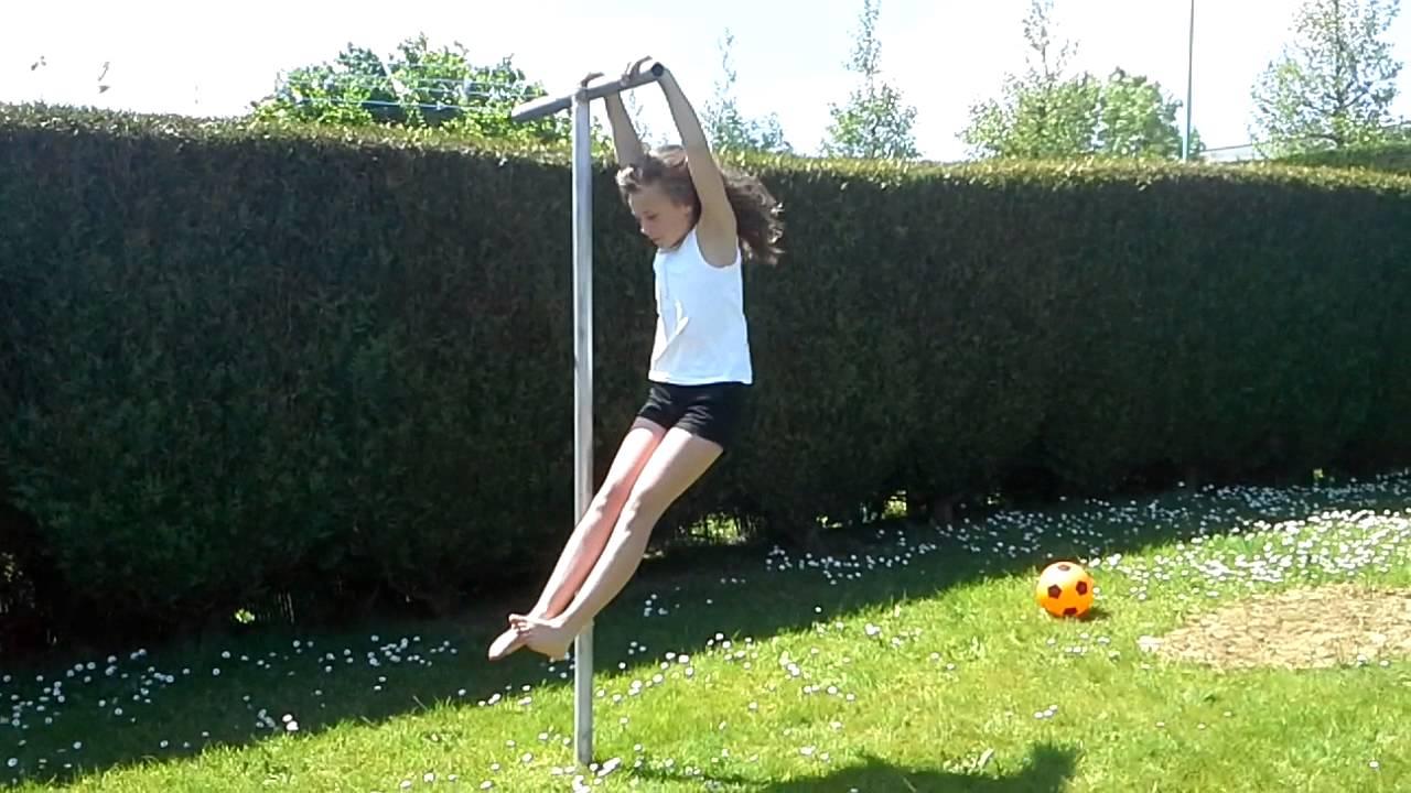 Barre de gymnastique pour jardin gym jardin poutre et for Exterieur gym