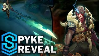 Pyke Reveal - The Bloodharbor Ripper | New Champion