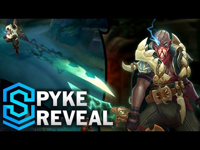 New League of Legends Champion Reveal: Pyke, the Bloodharbor