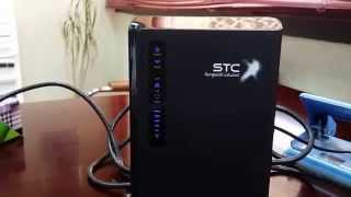 STC Quick Net Business 4G broadband Getting Private IP Address not Public IP Address -