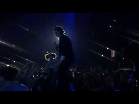Nick Cave & Bad Seeds - The Weeping Song - Belgrade Arena (28.10.2017)