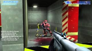 Halo I: Combat Evolved PC Team Slayer, Slayer - Map Chiron TL34 - Battle Creek Multiplayer 02