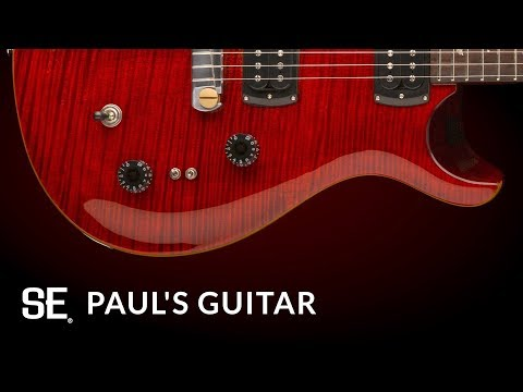 the-se-paul's-guitar-|-demo-by-bryan-ewald-|-prs-guitars