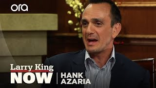 Hank Azaria on voices from 'The Simpsons',  Porn, Poker & Things That Scare Him