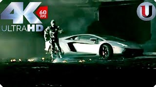 Cemetery Wind Car Chase Lockdown Kills Lucas Scene Transformers 4 Age Of Extinction 2014 Clip  4k