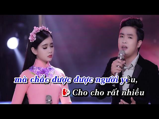[Karaoke - Beat Gốc] Đừng Nói Xa Nhau - Thiên Quang ft Quỳnh Trang