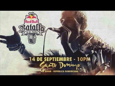 Final Nacional República Dominicana 2017 - Red Bull Batalla de los Gallos