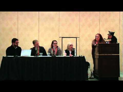Finding, Growing and Cultivating an Audience Online - 2012 IAWTV Awards Panel