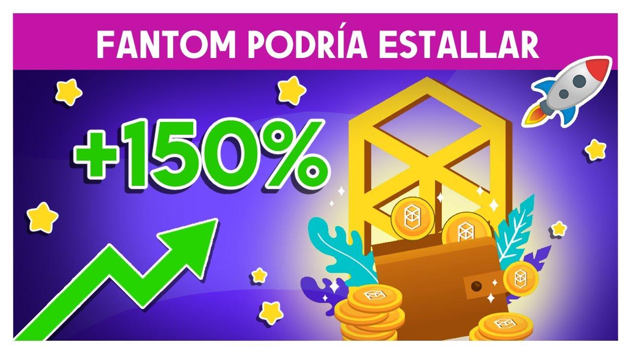 Download ¡Fantom (FTM) PODRÍA SUBIR un 150% por ESTE Motivo! | ¿Dónde y Cómo COMPRAR Fantom (FTM)?