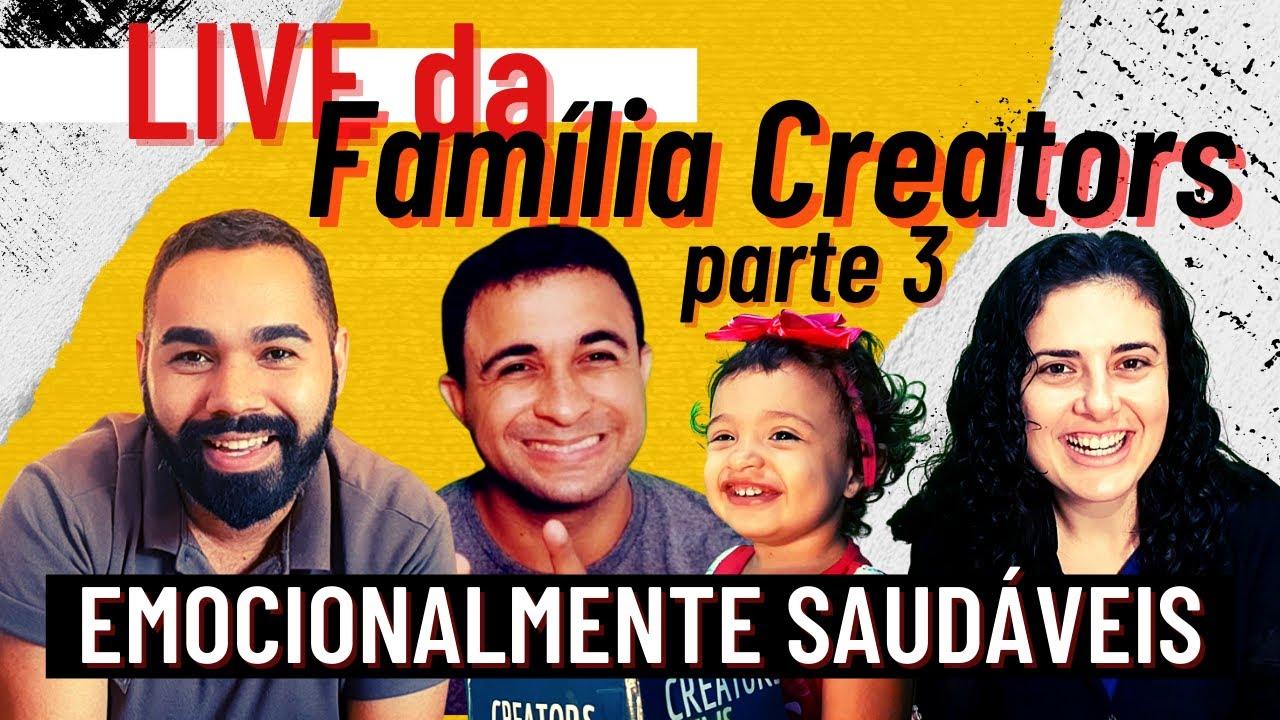 Download 010 LIVE - GRITO DE INDEPENDÊNCIA (PARTE 3)   EMOCIONALMENTE SAUDÁVEIS   FAMÍLIA CREATORS