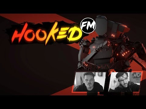 Hooked FM #154 - PlayStation VR, Subsurface Circular, Star Wars, Fable 4, Stranger Things 2 & mehr!