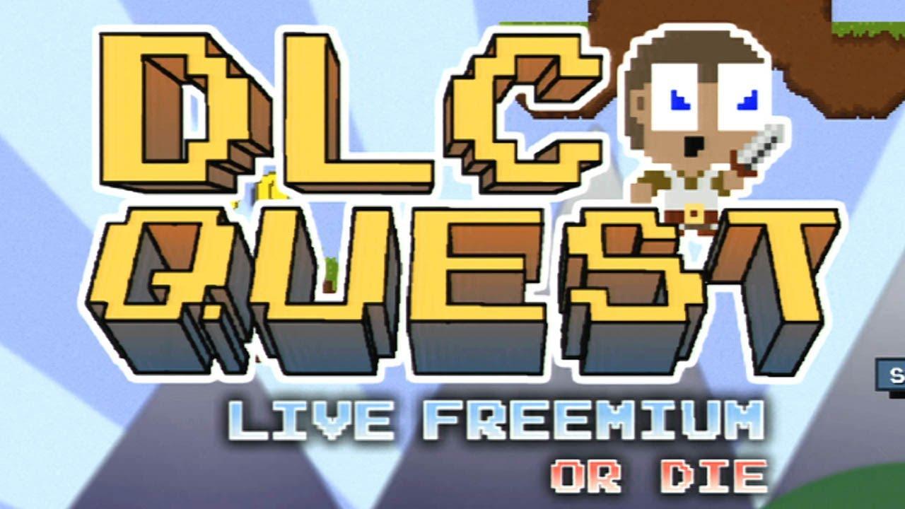 DLC QUEST: LIVE FREEMIUM OR DIE ( ): FINAL - YouTube