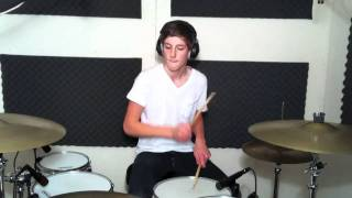 Daniel - Justin Bieber - Never Say Never (Feat. Jaden Smith) - (Drum Cover)