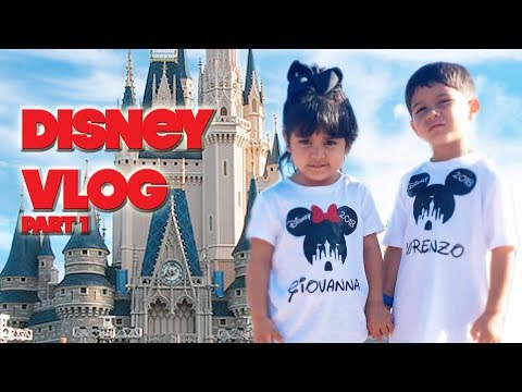 SNOOKI'S DISNEY WORLD FAMILY VACATION VLOG