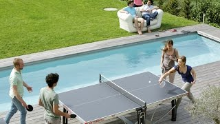 Outdoor Ping Pong Tables By Thailand Pool Tables