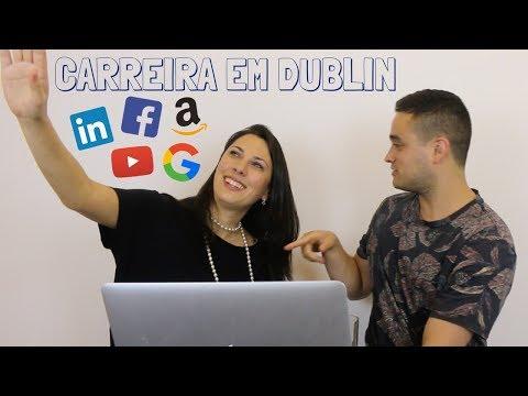 História de Sucesso em DUBLIN - CARREIRA/MINDSET e  DICAS com TANA STORANI