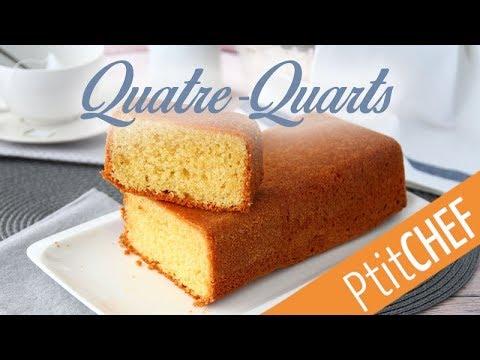 recette-de-quatre-quarts---ptitchef.com