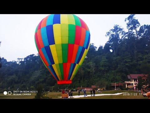 balon-udara-di-cibodas-puncak-cipanas-cianjur