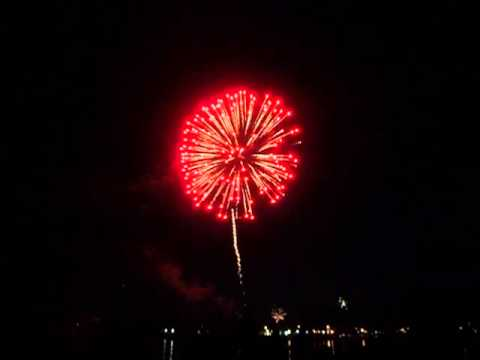 Fireworks - Great Falls, Montana - July 4, 2015