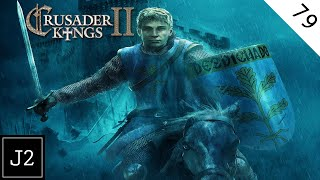 Crusader Kings 2 HRE Campaign Gameplay - Italian Stallion - Part 79