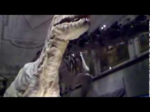 Naturhistorisches Museum Wien - Dinosaur