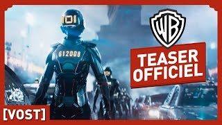 Ready Player One - Teaser Officiel Comic Con (VOST) - Steven Spielberg