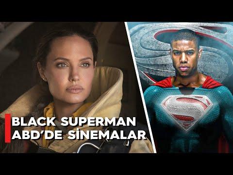 Black Superman, ABD'de Sinemalar ve Box Office, Sessiz Bir Yer 2, Wrath of Man, Venom 2