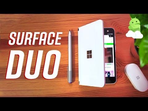 Surface Duo Review: Dual-Screen Hot Mess