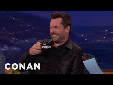 "Jim Jefferies Is Confused By Trump's ""P***y"" Tape Phrasing  - CONAN on TBS"