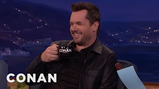 "Jim Jefferies Is Confused By Trump's ""P***y"" Tape Phrasing  - CONAN on TBS"