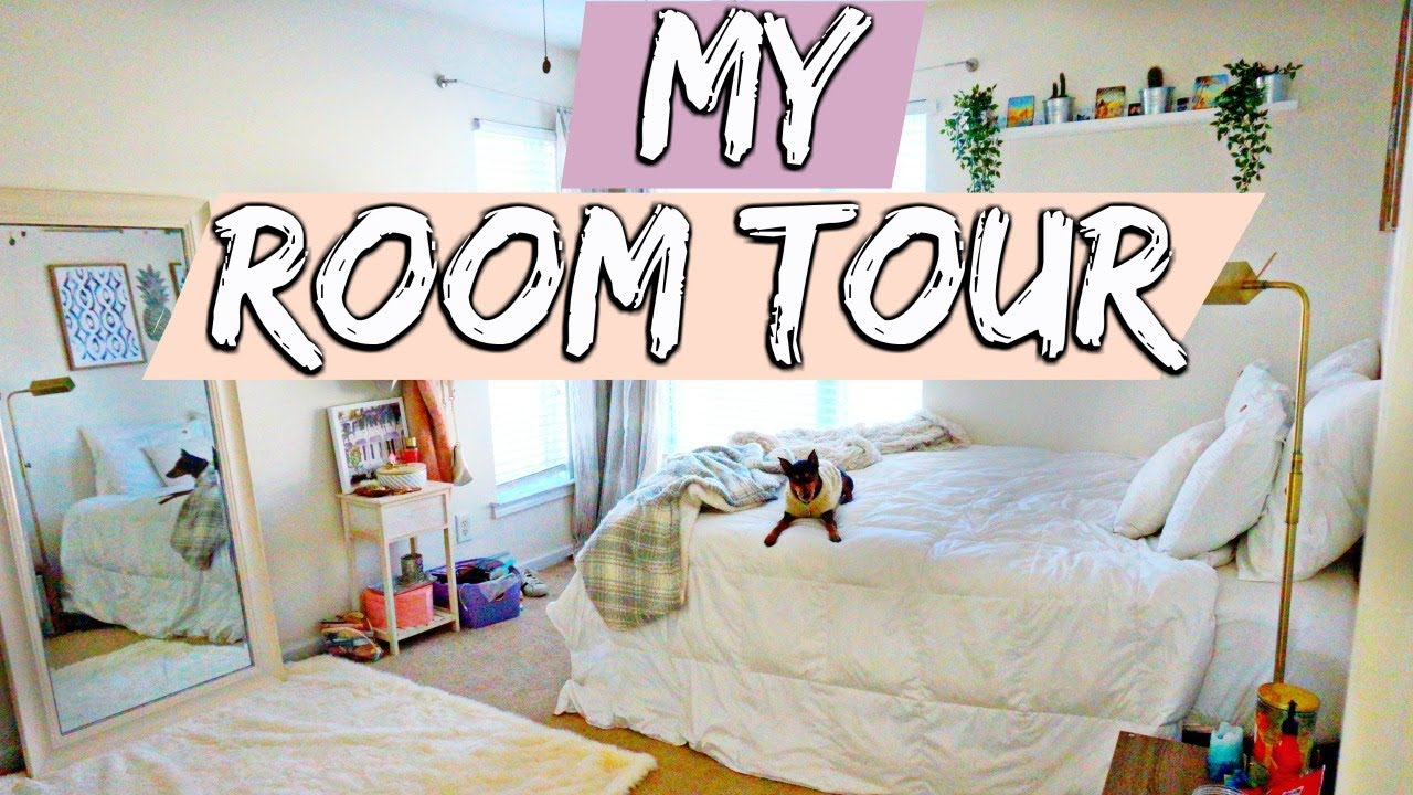 ROOM TOUR 2018 | UNC Charlotte   YouTube