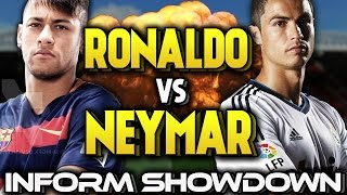 CRISTIANO RONALDO VS NEYMAR - EL CLASICO SPECIAL - IF SHOWDOWN - FEAT METIHD