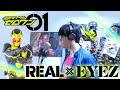 【歌ってみた】REAL×EYEZ|J×Takanori Nishikawa【仮面ライダーゼロワン主題歌】