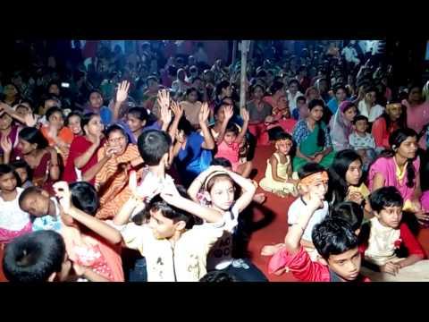 Radha Rani Tatanagar Jamshedpur Mata rani jagrata bhajan navratra melody bhajan by radha rani