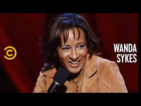 What the State Flag of Florida Should Really Be - Wanda Sykes