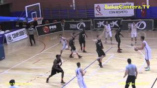 "Junior ""CB. HOSPITALET  Vs. CBA Canarias"" - Cpto. de España U18M (BasketCantera.TV)"