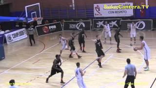 """Junior """"CB. HOSPITALET  Vs. CBA Canarias"""" - Cpto. de España U18M (BasketCantera.TV)"""