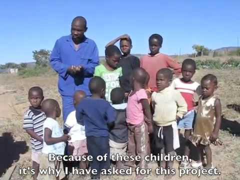 Mgambeni Update 2009, Swaziland, Africa
