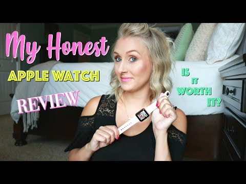 APPLE WATCH SERIES 3 REVIEW- Tips And Tricks- My HONEST Opinion-Should You Buy One?