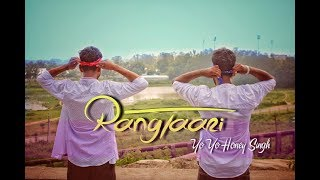 Rangtaari  |Lovetari |yo yo honey singh | dance choreography