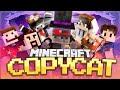 Minecraft Copycat: Intimidating Losers! (Funny Moments)