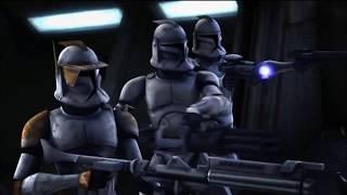 Клип Star Wars The Clone Wars.